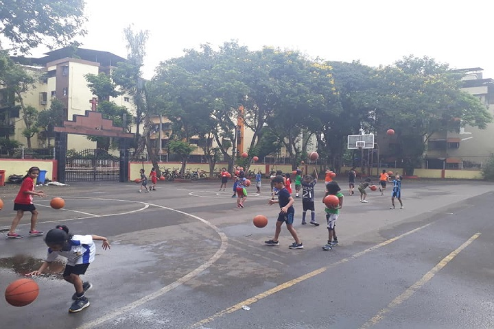 Sacred Heart High School-Play Ground