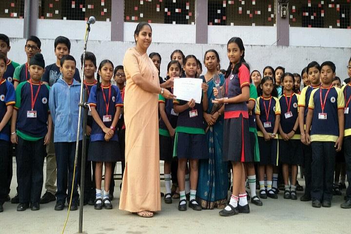 Sacred Heart High School-Prize