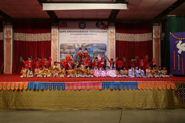 BAPS Swaminarayan Vidyamandir-Annual Day