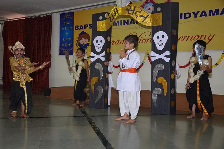 BAPS Swaminarayan Vidyamandir-Drama