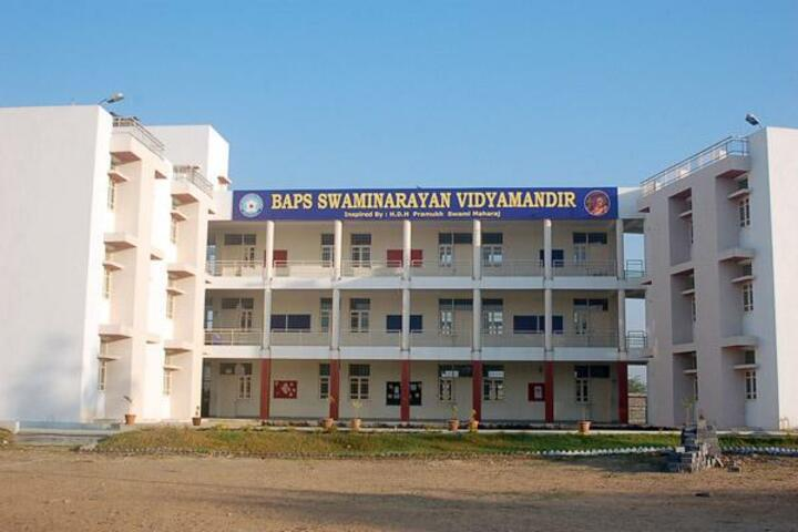 BAPS Swaminarayan Vidyamandir-School View
