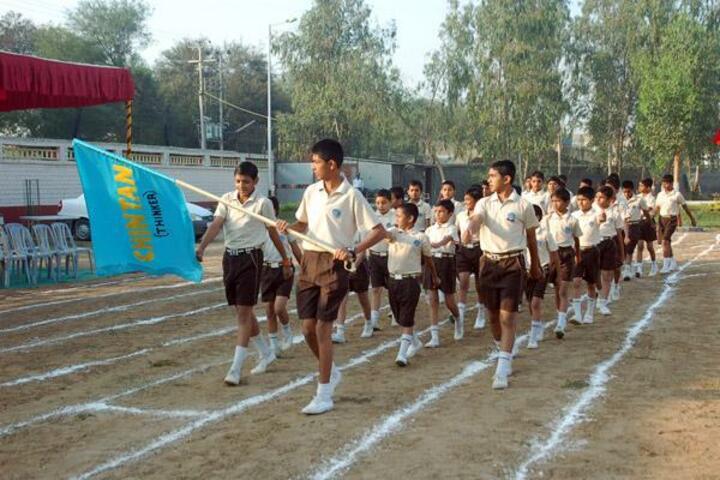 BAPS Swaminarayan Vidyamandir-Sports