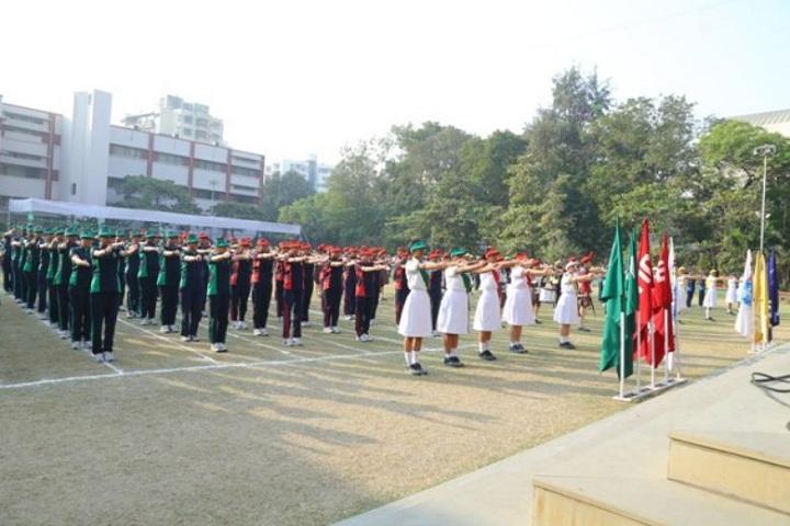 Lourdes Convent High School-Assembly