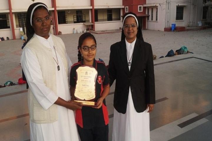 Lourdes Convent High School-Awards
