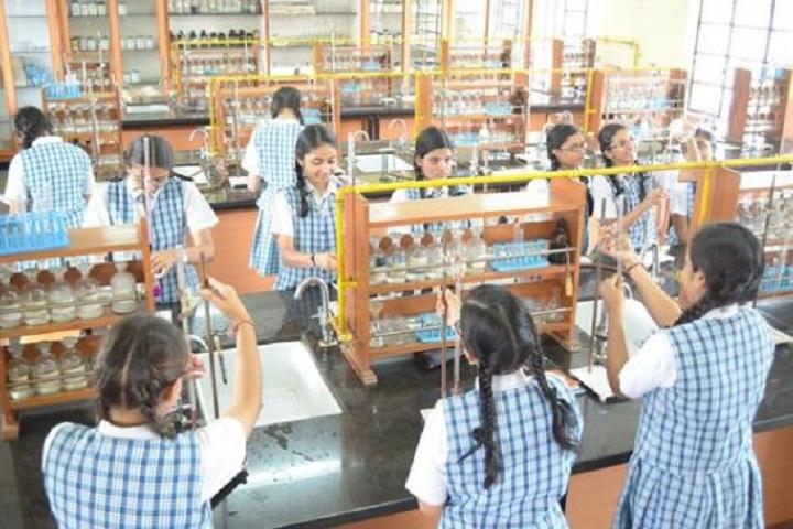 Lourdes Convent High School-Labs