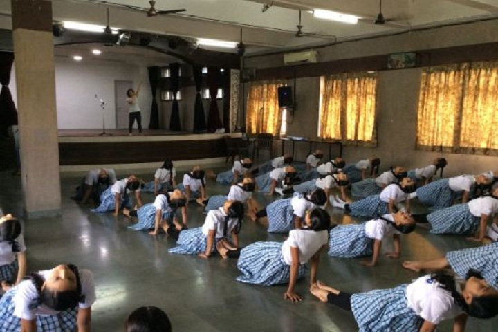Lourdes Convent High School-Physical Exercise
