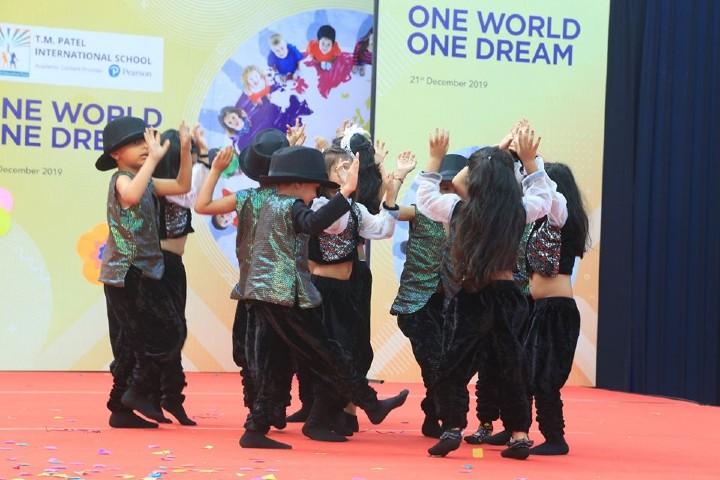 T.M. Patel International School - Annual Day