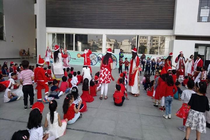T.M. Patel International School - Christmas Carnival