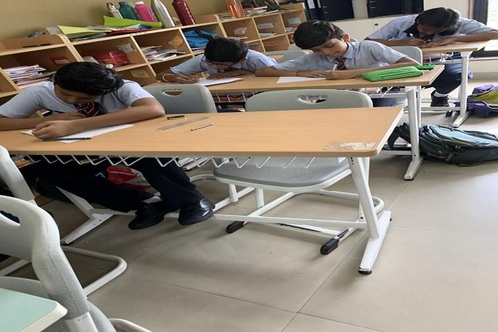 T.M. Patel International School - Essay Writing
