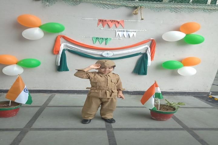 T.M. Patel International School - Fancy Dress