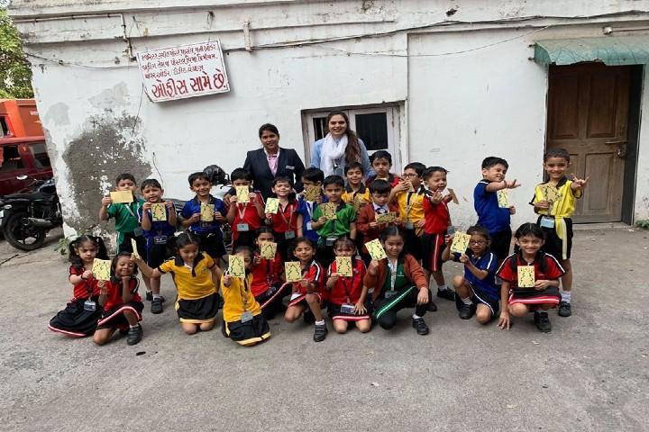 T.M. Patel International School - Field Trip