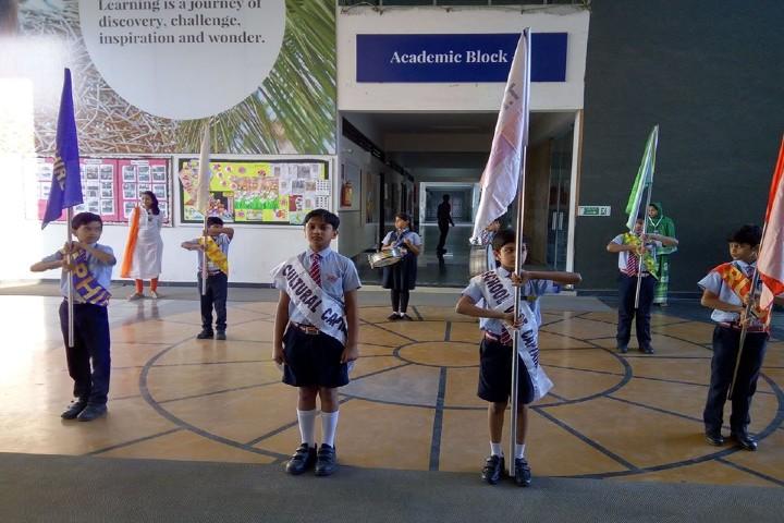 T.M. Patel International School - Republic Day