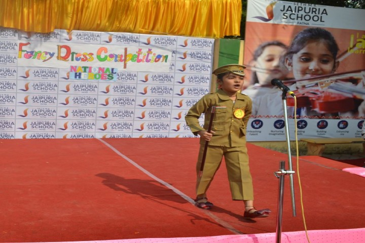 Seth MR Jaipuria School-Fancy Dress