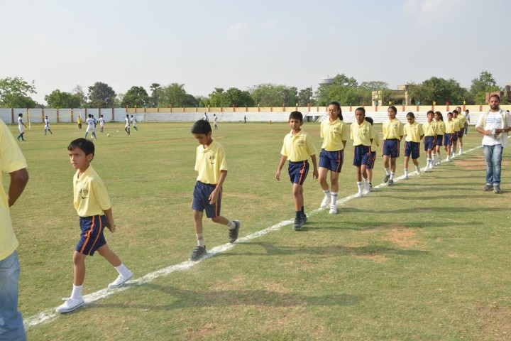 Seth MR Jaipuria School-Sports Day