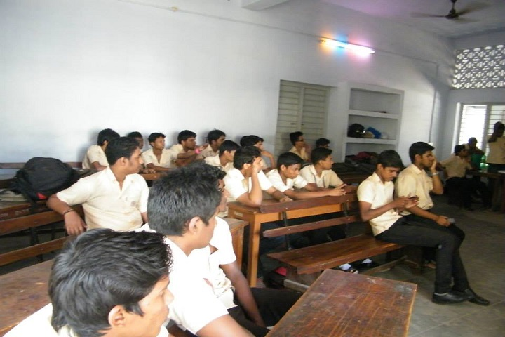 St Josephs Higher Secondary School-Class Room