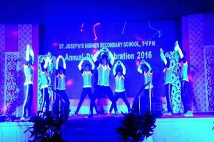 St Josephs Higher Secondary School-Dances