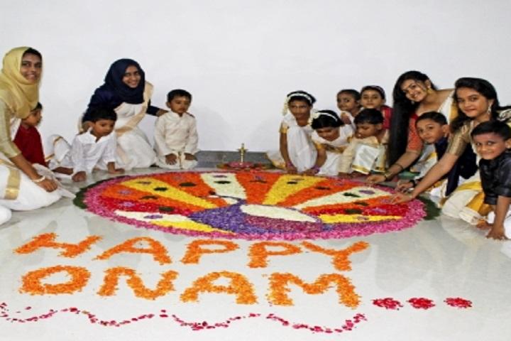 The White School International-Onam Celebration