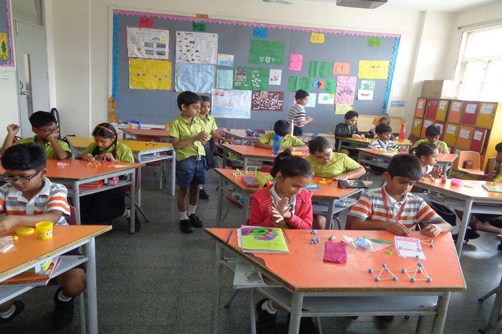 Epistemo Vikas Leadership School-Activity Room