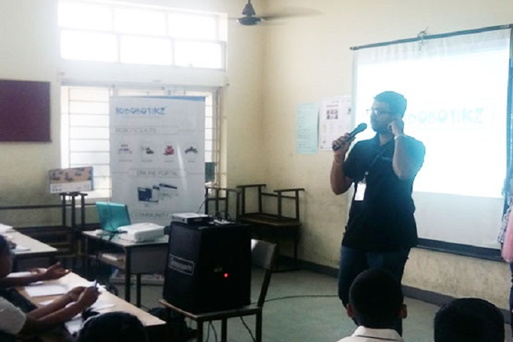 Alpha Matriculation Higher Secondary School-Audio Classes
