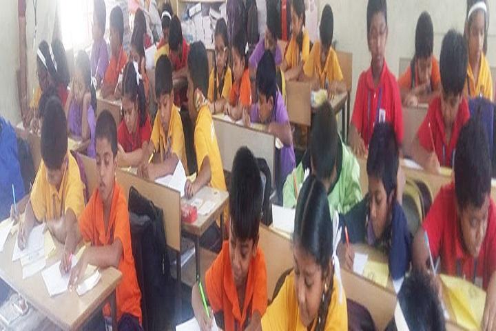 Alpha Matriculation Higher Secondary School-Class Room
