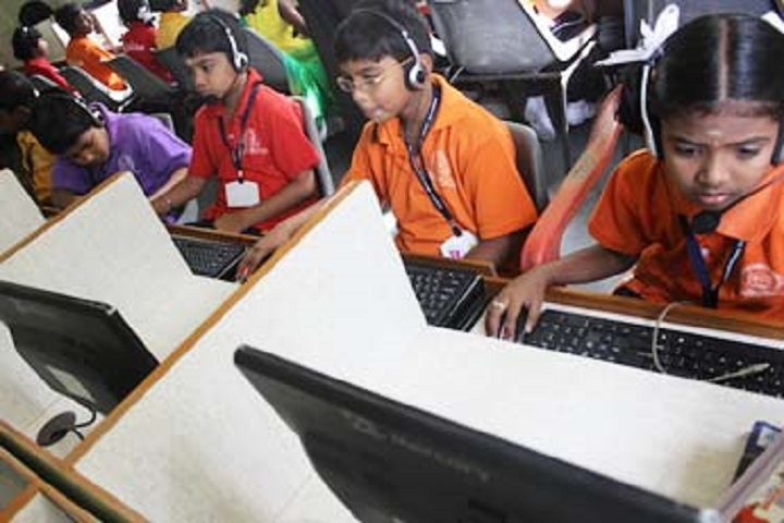 Alpha Matriculation Higher Secondary School-Computer Lab