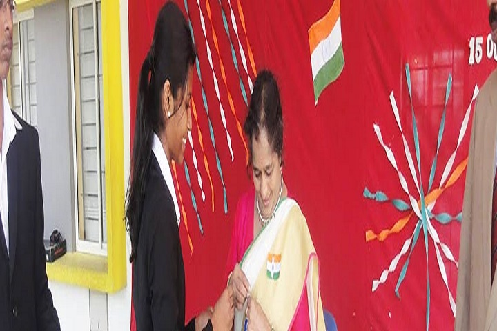 Alpha Matriculation Higher Secondary School-Independence Day Celebration