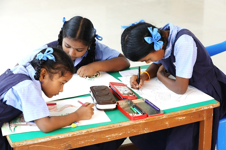 Velammal Global School-Arts