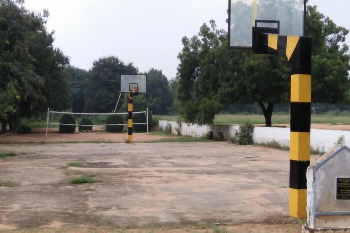 Kendriya Vidyalaya-Basket Ball Court