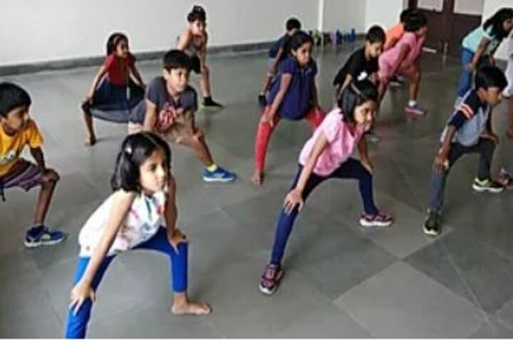 Chettinad Sarvalokaa Education International School-Dance Room