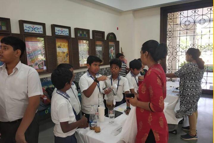 Chettinad Sarvalokaa Education International School-Sarvalokaa Hackathon