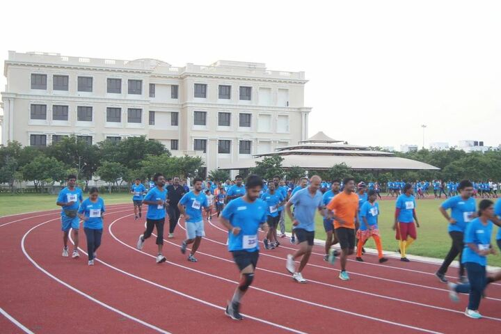 Chettinad Sarvalokaa Education International School-Sports Day