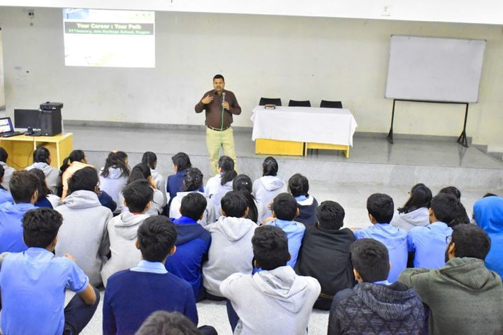 Jain Heritage a Cambridge School-Awareness Program