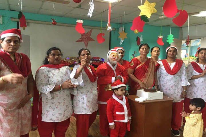 Jain Heritage a Cambridge School-Christmas Celebrations
