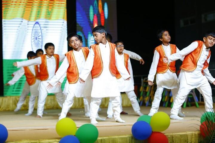 Academic Heights Public School-Dance