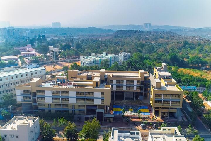 AVN Vida International School-Campus View