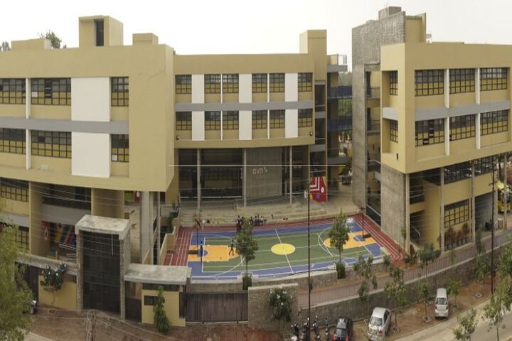 AVN Vida International School-Campus