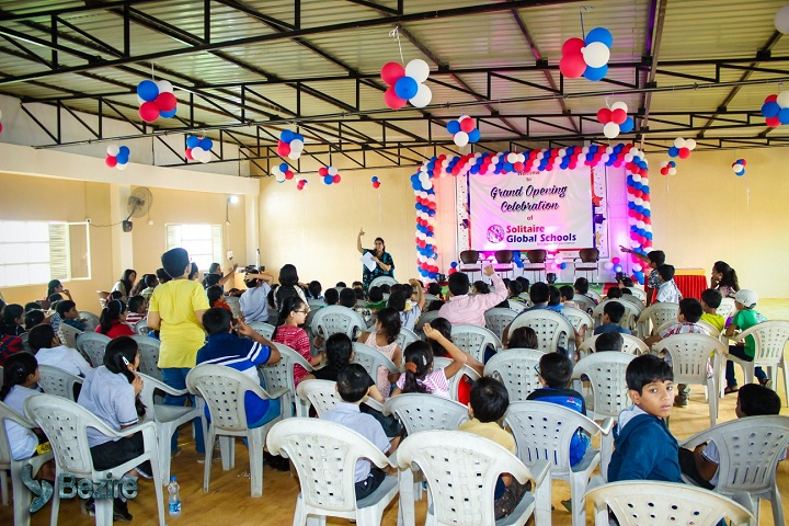 Solitaire Global Schools-Annual Day