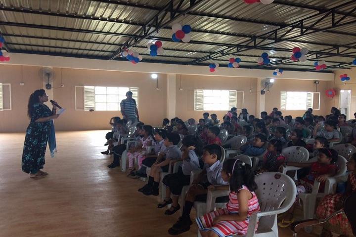 Solitaire Global Schools-Auditorium