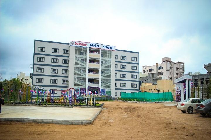Solitaire Global Schools-Campus