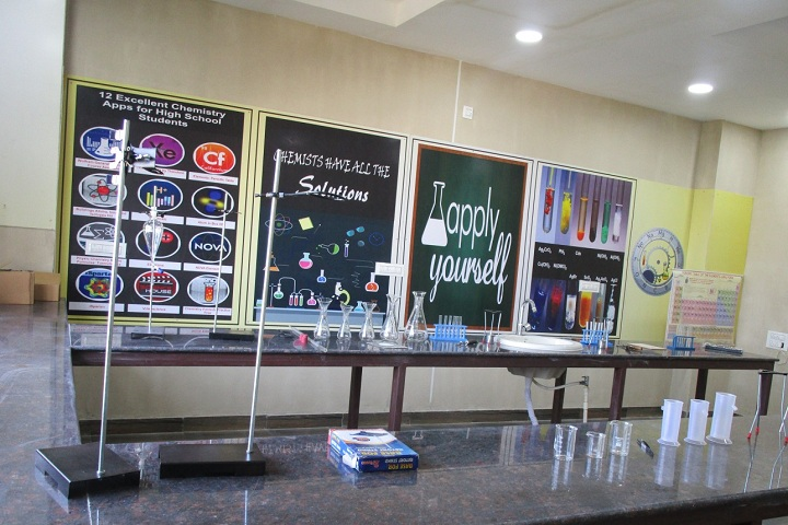 Solitaire Global Schools-Chemistry Lab
