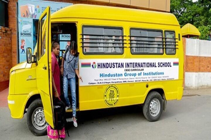 Hindustan International School-Transport