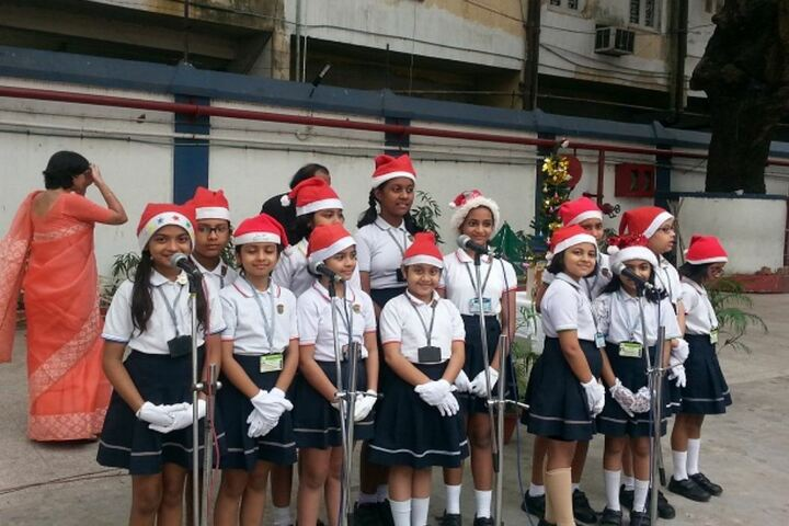 The BSS School-Christmas Celebrations