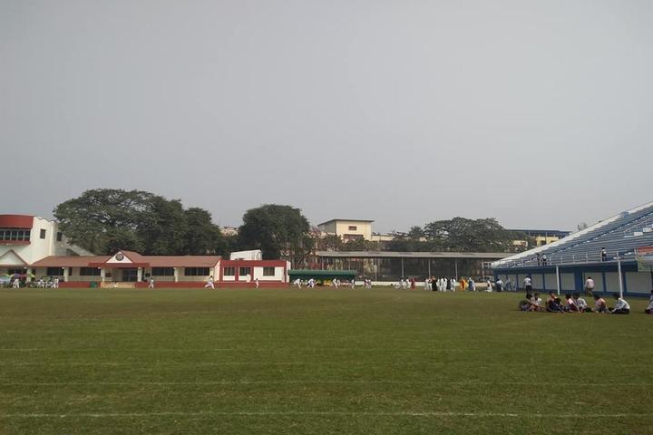 Howrah High School-Play Area