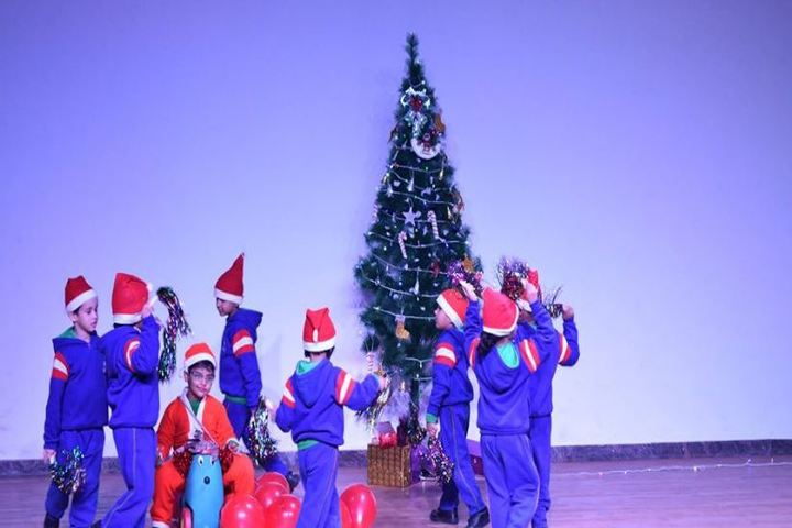 Pacific World School-Christmas Celebrations