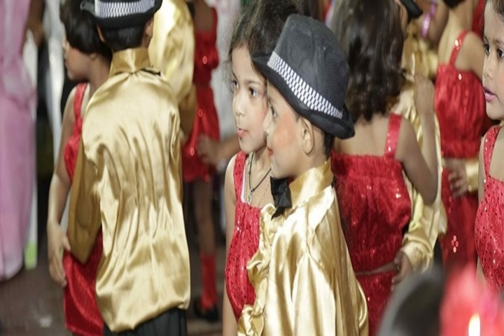 Sri Gurudatta High School-Dance
