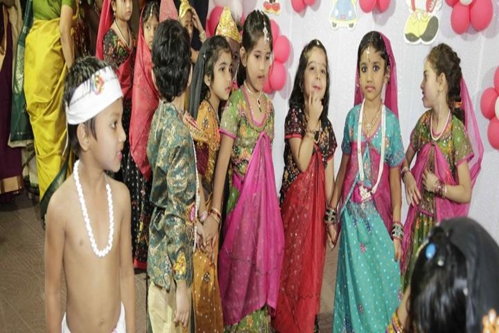Sri Gurudatta High School-Fancy Dress