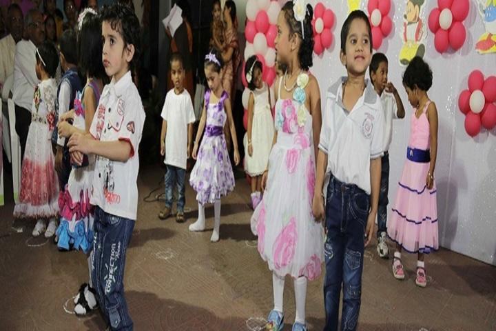 Sri Gurudatta High School-Kids