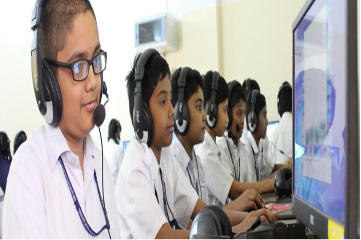 Sri Gurudatta High School-Language-Lab