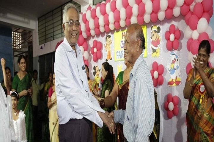 Sri Gurudatta High School-Parents Day