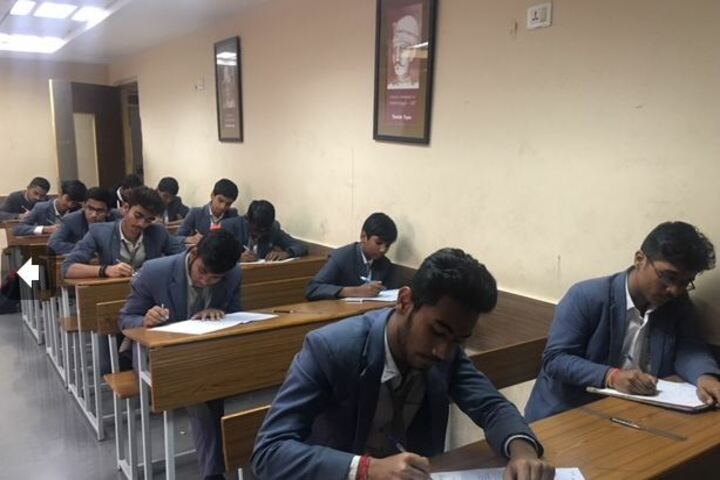 FIITJEE World School-Exam Hall